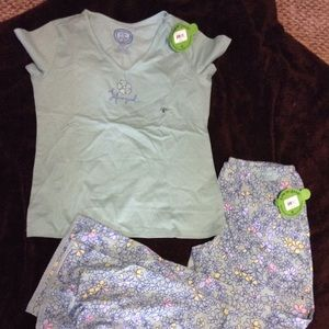 Life is Good Pajama Set Size Small